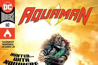 Aquaman #60 Inside