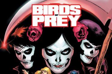 Birds of Prey #1 Cover