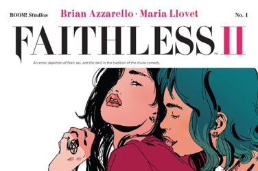 Faithless II #1 Cover