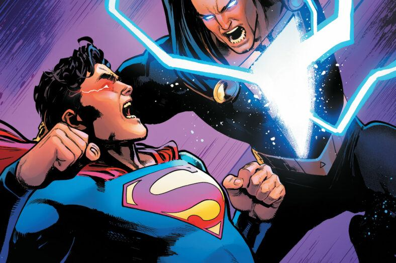 Justice League #60