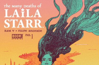 The Many Deaths of Laila Starr #1
