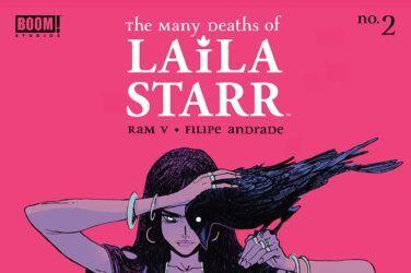 Laila Starr #2