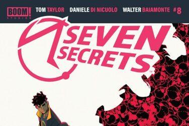 Seven Secrets #8