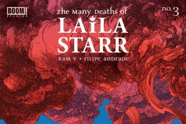 The Many Deaths of Laila Starr #3