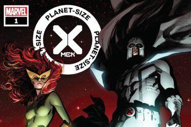 Planet Sized X-Men #1