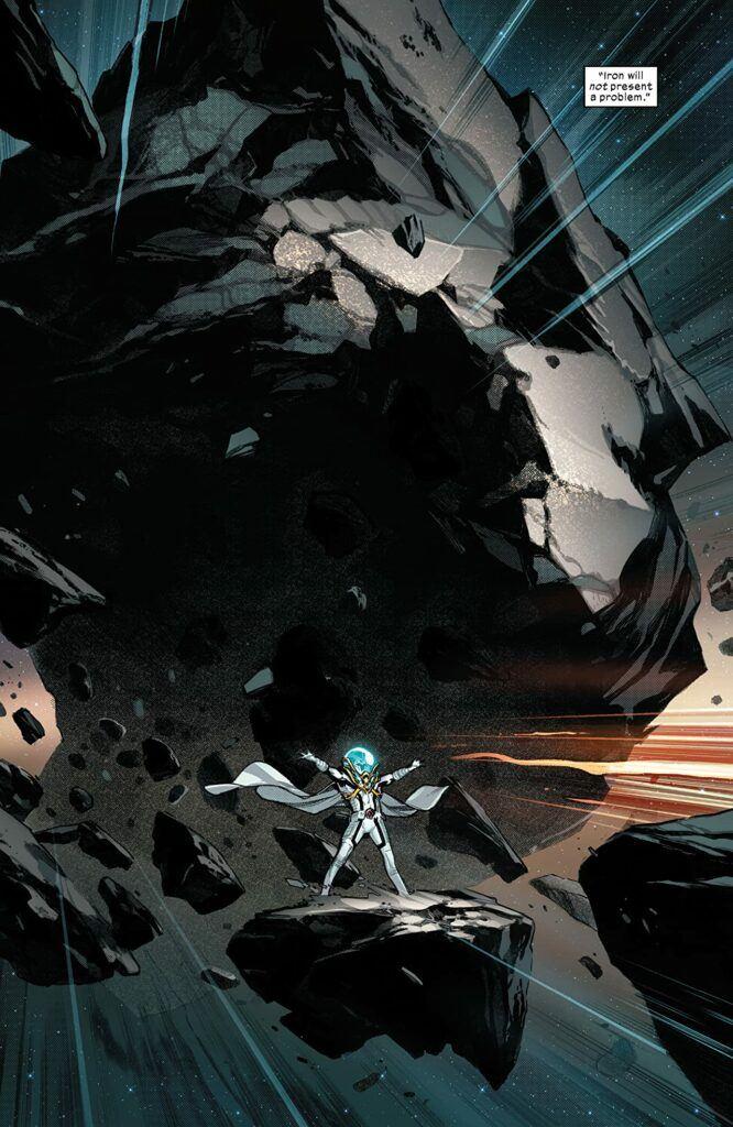 Planet Size X-Men #1