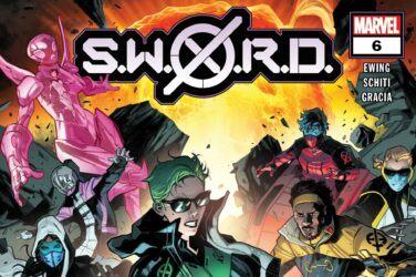 S.W.O.R.D. #6