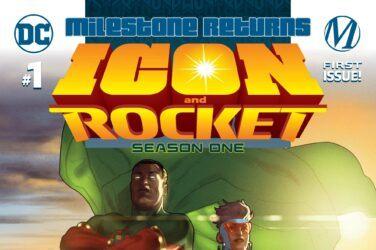 Icon & Rocket #1