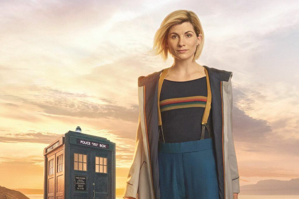 Jodie Whitaker in her role as the Doctor causes some serious discussion This Week in Nerd News