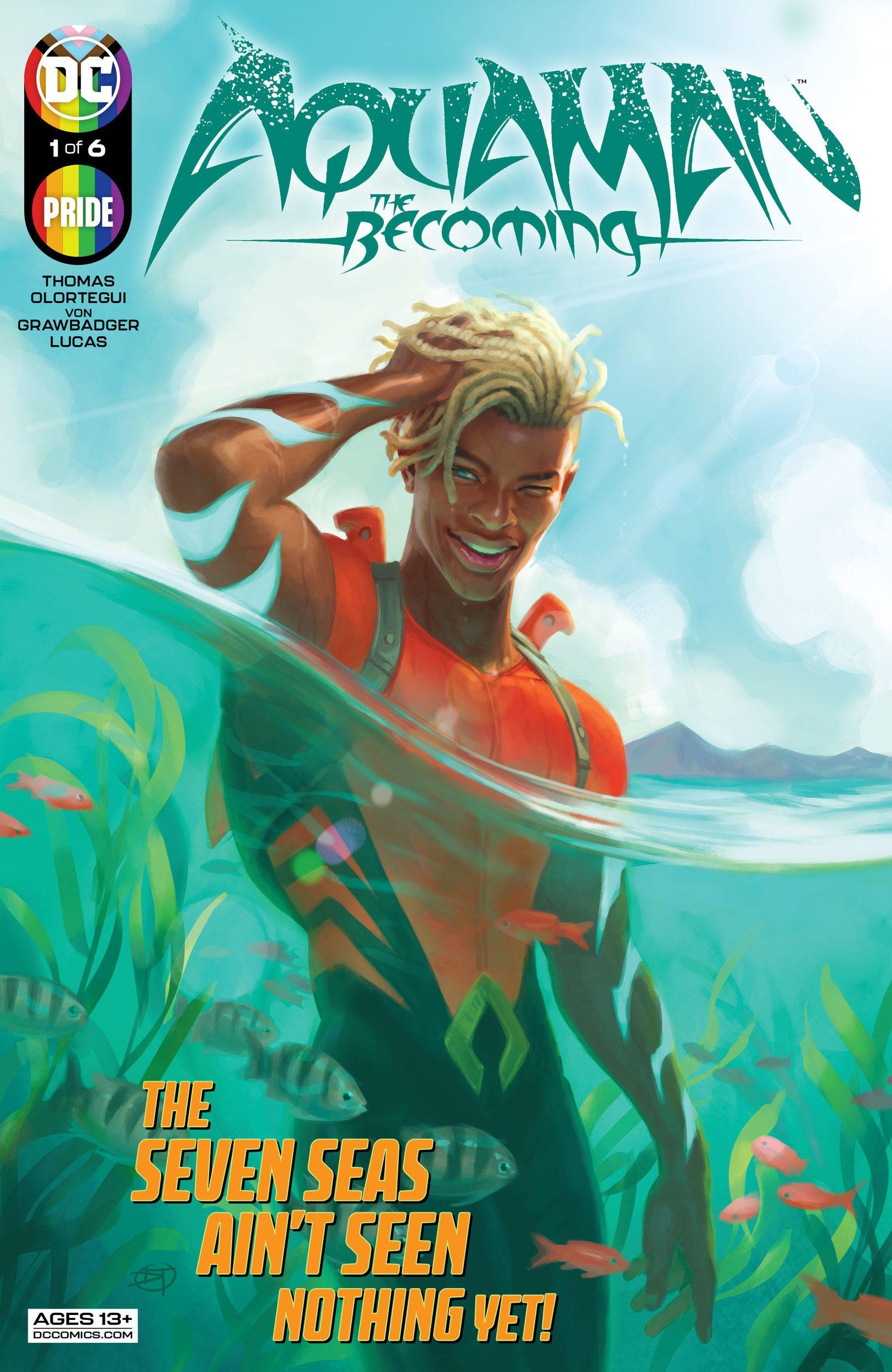 Aquaman: The Becoming #1