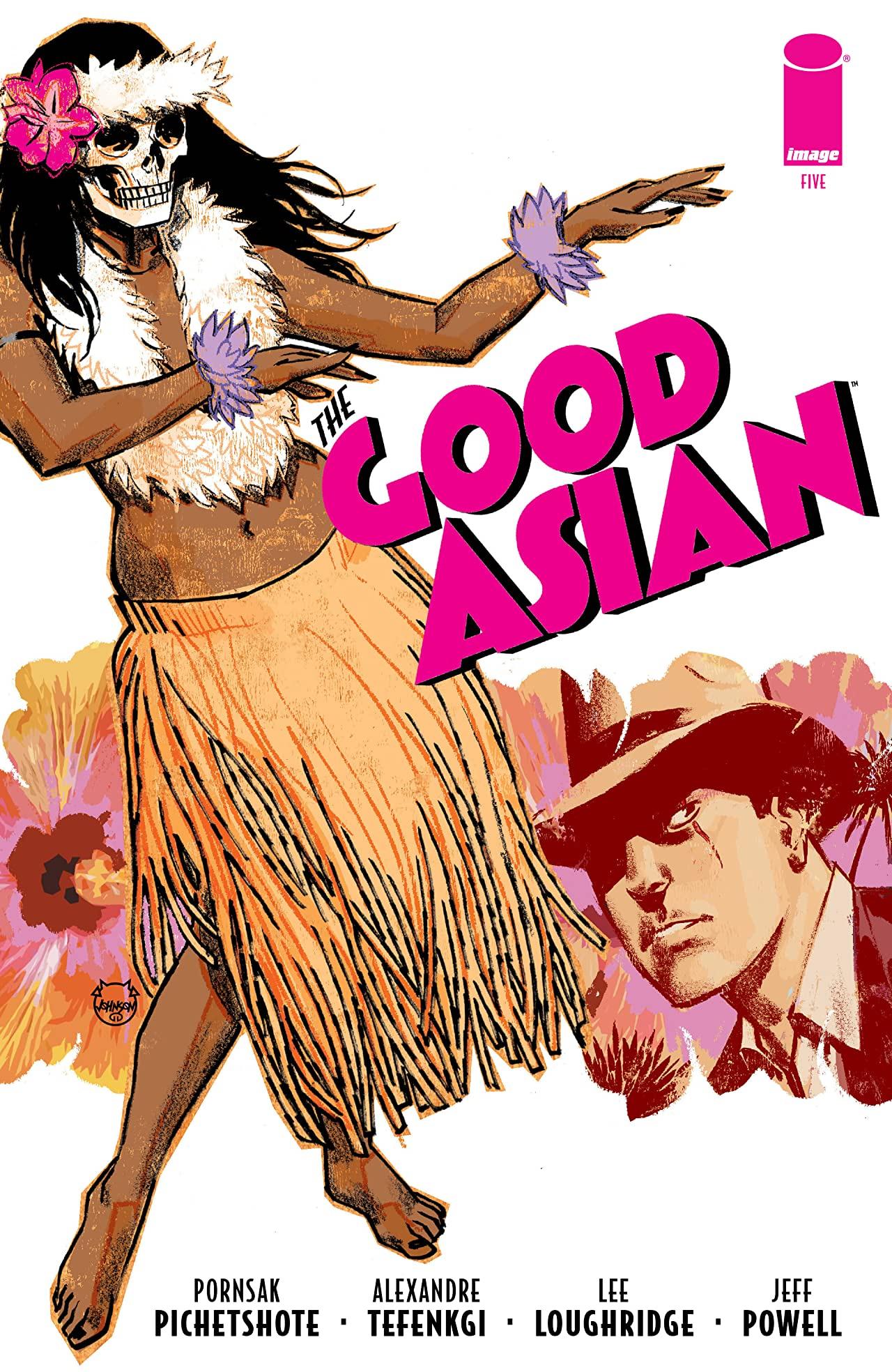 The Good Asian #5