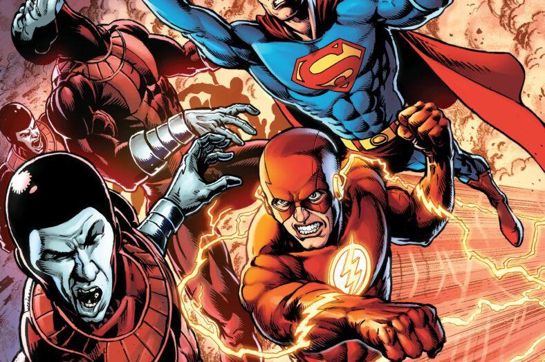 Justice League: Last Ride #5