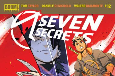 Seven Secrets #12