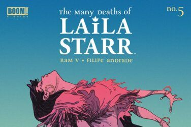 The Many Deaths of Laila Starr #5