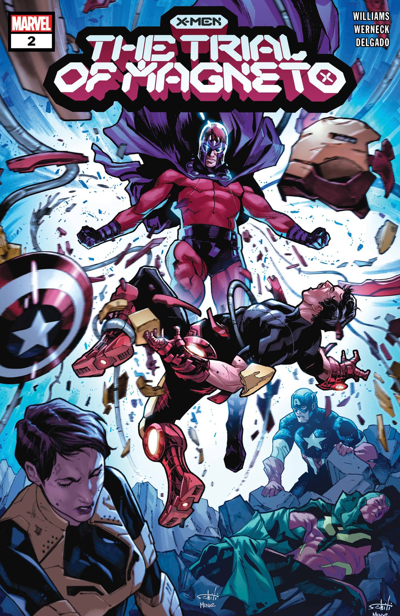 Trial of Magneto #2