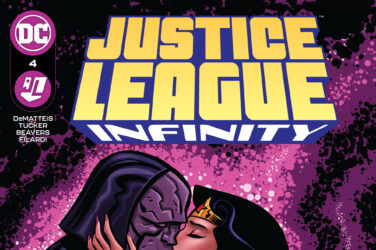 Justice League Infinity #4