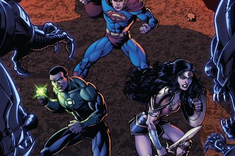 Justice League: Last Ride #6