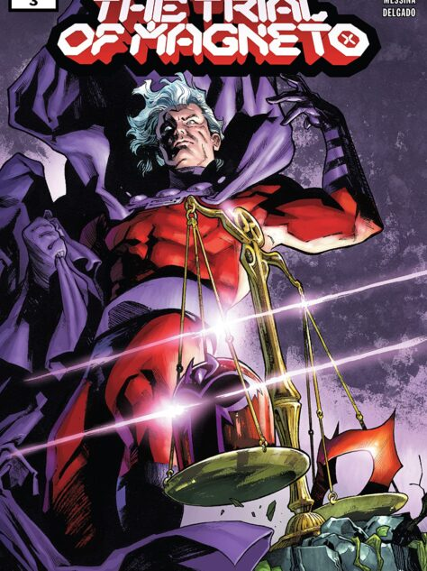The Trial of Magneto #3